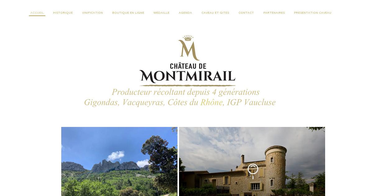 Chateau de montmirail agenda - Salon des vignerons independants rennes ...